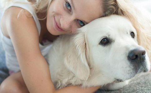 ¿A los perros les gustan que los abracen?