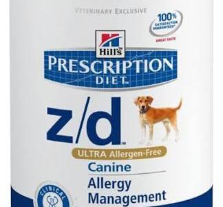 Alimentación húmeda para perros Hill's z/d Ultra