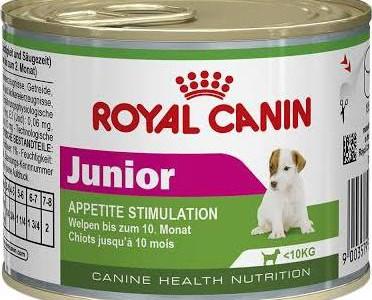 Alimentación húmeda para perros cachorros Royal Canin