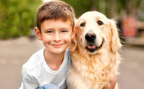 Beneficios niños con perro