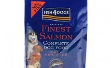 Piensos para perros con pescado